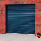 Steel Line Roller Garage Door